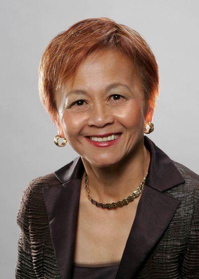 Durhane Wong-Rieger