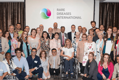 RDI members at inaugural meeting Madrid 2015