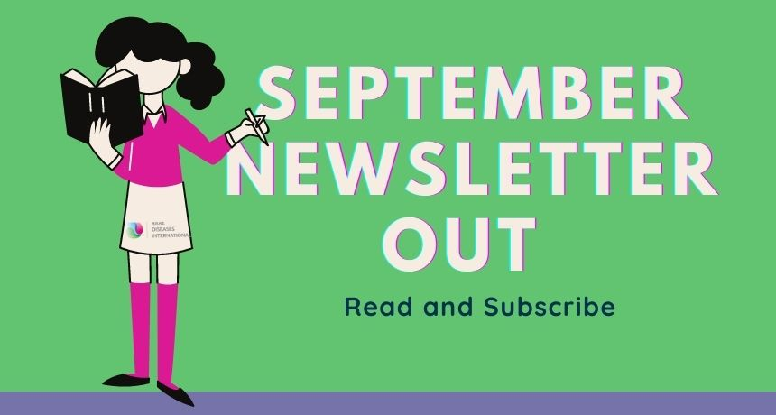 RDI Newsletter Out